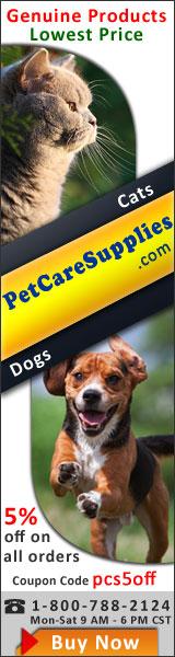PetCareSupplies 10% OFF