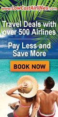 Last Minute Low Cost Airline Tickets