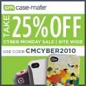 Cyber Monday 25% Off