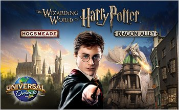 The Wizarding World of Harry Potter - Now Open!