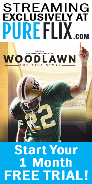 Woodlawn Movie - PureFlix FREE Trial