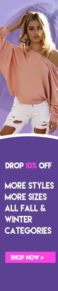 Drop 10% OFF ALL Fall & Winter Categories,Massive Styles and Sizes!