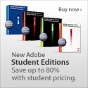 Adobe Discounts for Teachers and Students