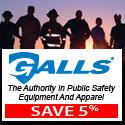 Galls - Public Safety Gear & Apparel - 5% Off
