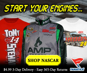 Shop for officially licensed NASCAR Gear!