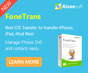 Best iOS Transfer to transfer iPhone, iPad, iPod files!
