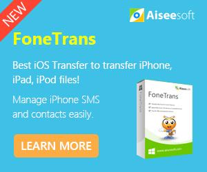 Best iOS Transfer to transfer iPhone, iPad, iPod files!