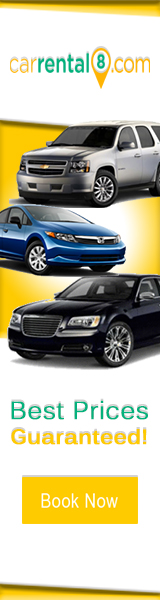 CarRental8 - Best Prices Guaranteed