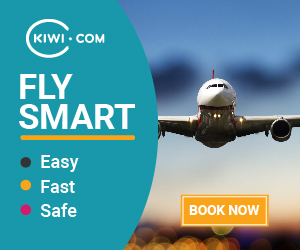 Kiwi.com - Book Cheap Flights