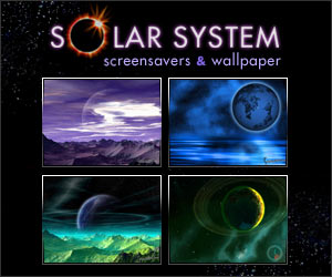 Free Solar System Screensavers!