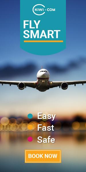 Kiwi.com - Book Cheap Flights!