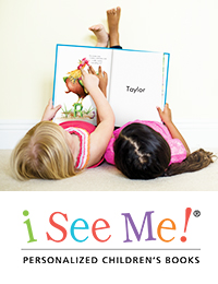 I See Me! Personalized Children's books