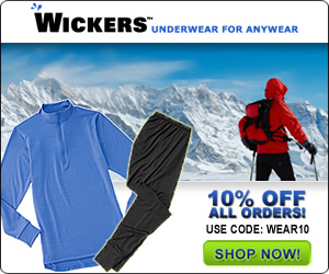 Wickers.com COUPON 10% OFF all orders