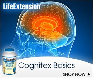 Cognitex Basics - Life Extension