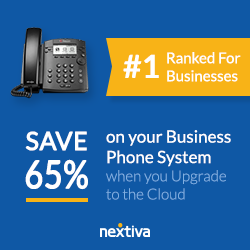 Nextiva....Your Complete Business Phone System