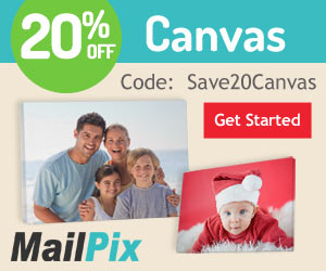 Canvas 20% Off