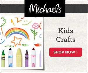 Michaels Kids Crafts