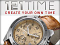 121TIME - Create your own time