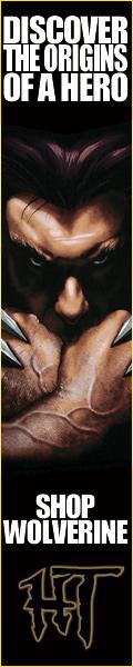 120x600 - Wolverine Merch - Hottopic.com