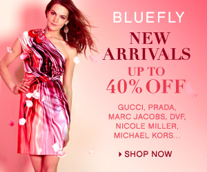 Bluefly.com New Arrival Deals