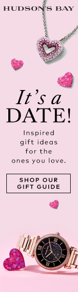(1/16-2/14) Valentine's Day gift guide at TheBay.com
