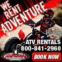 Chaparral Motorsports ATV Rentals