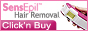 Silk'n SensEpil Home Hair Removal Laser