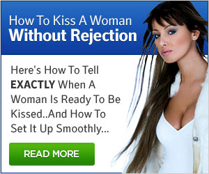 David DeAngelo Kiss Test - Click Here To Kiss A Woman Without Rejection