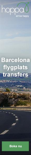 Transfer Barcelonas flygplats