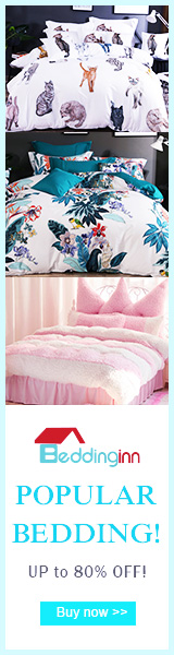 Up to 80% Off High Quality Bedding Sets at Beddinginn.com
