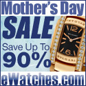 Huge discounts on watches