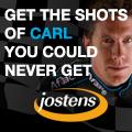 Carl Edwards NASCAR Fan Photo Book by Jostens