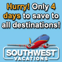 All destinations on sale!