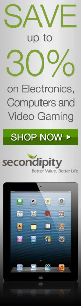 Secondipity.com electronics clearance