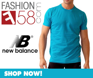 New Balance is Now Available at Fashion58.com!
