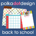 Back to School by Polka Dot Design