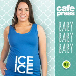 Unique Maternity Tees and Tanks at CafePress
