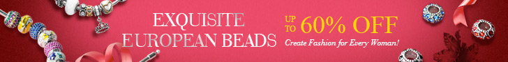 Up to 60% OFF on Exquisite European Beads, Create Fashion for EverY Woman!