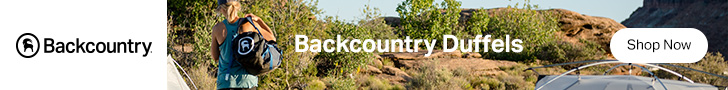 Backcountry Duffels - Life Revolves Around Pursuits