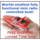 Mini RC Boats