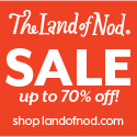 Free Shipping on Gift Cards at The land of Nod