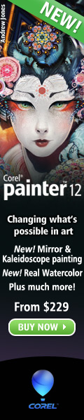 Buy Corel Painter 12