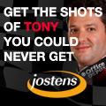 Tony Stewart NASCAR Fan Photo Book 120x120
