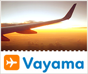 Vayama.com - More international flights