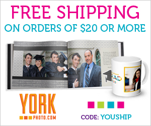 Free Shipping on $20 Orders!