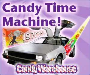 Nostalgic Candy from CandyWarehouse