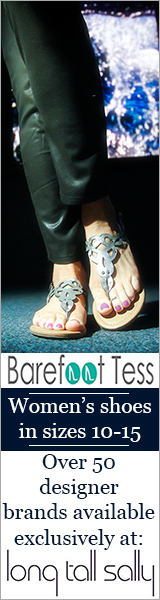 Barefoot Tess