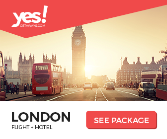 Yes Getaways - London