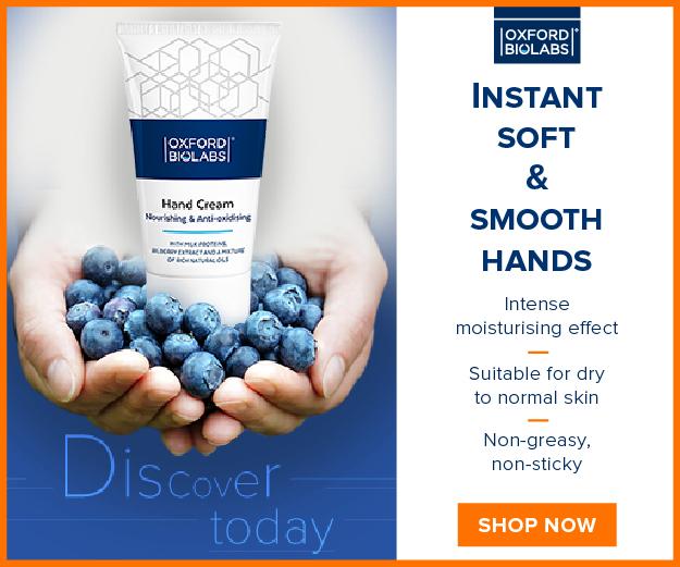 Purchase Oxford Biolabs Nourishing & Anti-oxidising Hand Cream