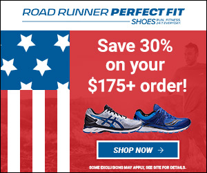 Road Runner Sports- President's Day - 300 x 250